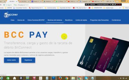 INFORMACION - BCC PAY - COMO REGISTRARTE Y PEDIRLA