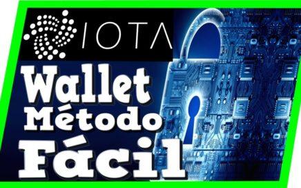 IOTA Wallet Método Fácil, Rápido y Seguro [ Quiero Dinero ]