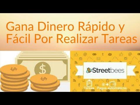 LA MEJOR APP PARA GANAR DINERO FÁCIL Y RÁPIDO!! 2017 | STREETBEES | $100 DÓLARES AL MES