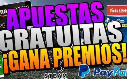 LA MEJOR PÁGINA DE APUESTAS DEPORTIVAS GRATUITAS | Picks & Bets