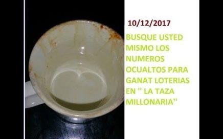 LA TAZA MILLONARIApara GANAR DINERO RAPIDO en las loterias /No cojas PRESTAMOS tener dinero