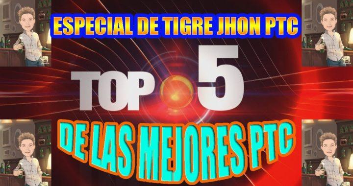 LAS PTC TOP DEL 2017 | LAS MEJORES PTC 2017 ESPAÑOL | TOP 5 PTC | LA MEJOR PTC 2017 | PTC QUE PAGAN