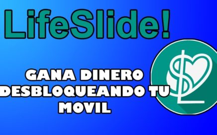 LifeSlide! Registrarse, jugar, ganar. #1