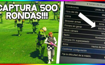 LINK DE CAPTURA DE 500 RONDAS TRUCO DINERO INFINITO GTAV ONLINE 1.41 | CAPTURA DE DINERO AFK Y DE RP