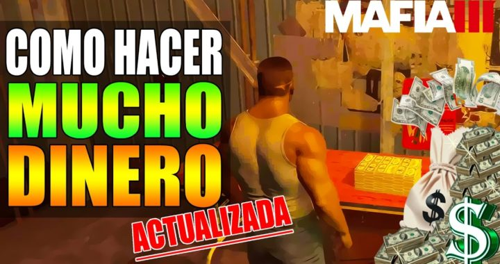 Mafia 3 | COMO HACER MUCHO DINERO | Misiones Jim Mccormick (Actualizada) Tutorial