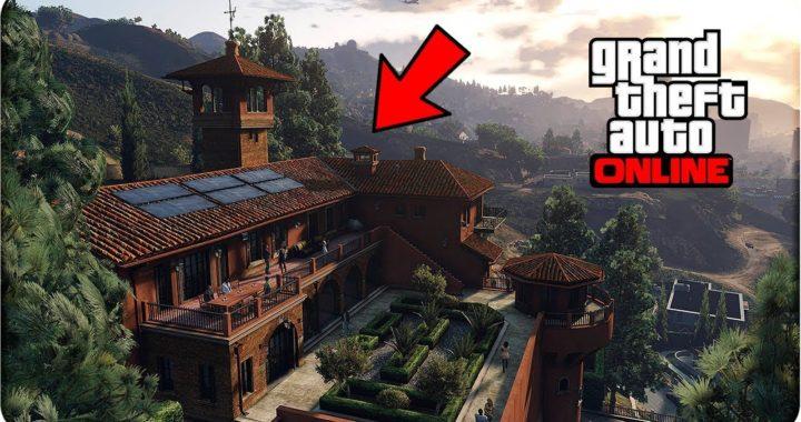 MANSIONES NUEVAS EN GTA 5 ONLINE NUEVO DLC!? TIENES QUE VERLO...