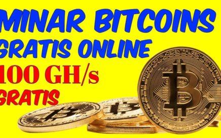 MINAR BITCOINS GRATIS RAPIDO (SCAM) Ganar Bitcoin En La Nube Mineria de Criptomonedas Online
