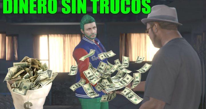 MISIONES PARA GANAR DINERO GTA 5 ONLINE/dinero legal gta v online/glitch trucos gta v
