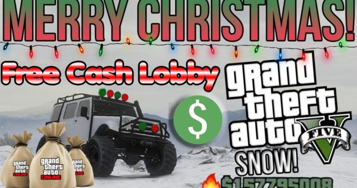 NEW Free Gta 5 Cash | XBOX 1 PS4 , PC | Christmas DLC UPDATED & Gta V Modded Accounts! TruTh Gamings
