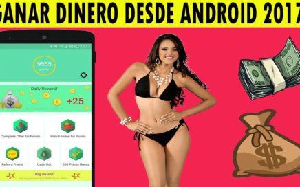 NUEVA APLICACIÓN PARA GANAR DINERO POR INTERNET  | Android