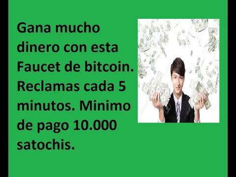 Nueva Faucet para reclamar satochis cada 5 minutos  Gana Dinero en Venezuela