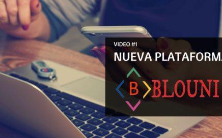"""Nueva Plataforma CPA """"BLOUNI"""" (Gana dinero por internet)"""