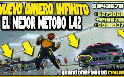 * NUEVO * Super FÁCIL GLITCH DE DINERO ! GTA 5 Truco Dinero 1.42 | Duplicar Autos BRUTAL!