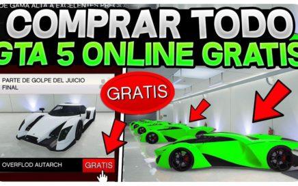 ¡NUEVO TRUCO COMPRA TODO GTA 5 ONLINE GRATIS! *1.42* (COCHES , AVIONES Y TODO GRATIS) [TEMPORAL]