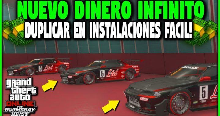 NUEVO* TRUCO DINERO INFINITO DUPLICAR EN INSTALACIONES SUPER FACIL! GTA 5 1.42 MONEY GLITCH PS4 XBOX