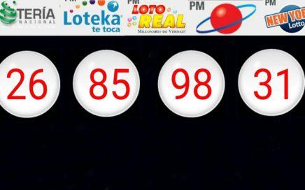 Numero Para Hoy 21 de diciembre de 2017 -  Cómo Ganar La Loterías
