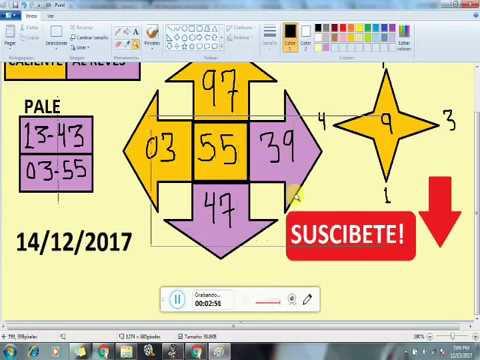 Numeros para GANAR la lOTERIA hoy 14/12/2017---JUEGA Y GANA dinero rapido en la LOTERIAS