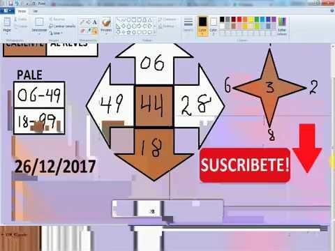 Numeros para GANAR la lOTERIA hoy 26/12/2017---JUEGA Y GANA dinero rapido en la LOTERIAS