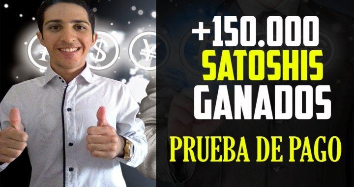 PAGINA SCAM YA NO EXISTE Ganados Más de 150.000 SATOSHIS en OnixFaucet