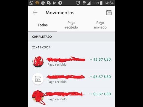 Pagos de $5 Dolares Ilimitados Una Y Otra Vez Fácil por Internet PAYPAL