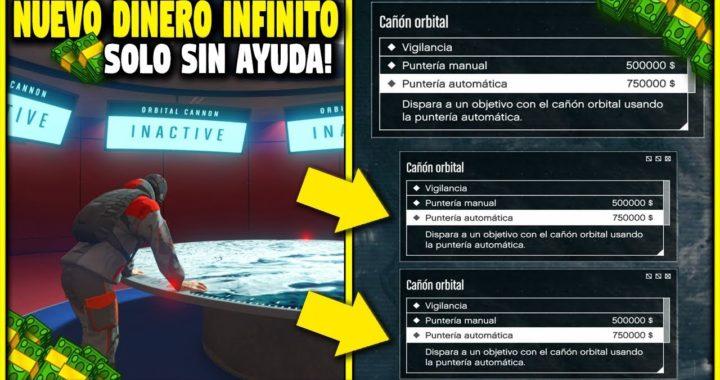 * PARCHADO * ¡ 750,000 cada 3 minutos (SIN AUTOS) SUPER FÁCIL! (GTA 5 Dinero Infinito 1.42)