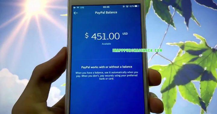 paypal hack latest version - hack ganar dinero paypal
