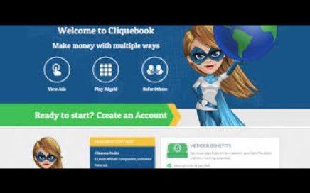 Que Es Cliquebook Y Como Funciona + Estrategia Gana Sin Invercion 2017