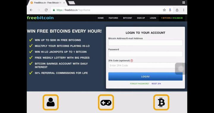Que es Freebitcoin? Como funciona? Es falso? Gana dinero en internet 2017
