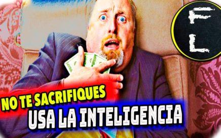 QUIERES GANAR DINERO FÁCIL Y RÁPIDO? ESTO TE INTERESA INTELIGENCIA FINANCIERA TRABAJO INTELIGENTE