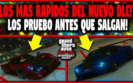 R O C K S T A R oculta LOS 2 Mejores AUTOS OMG! GTA5 1.42 PROBANDO NUEVO (Comet SR y Autarch SUPER)