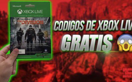REGALO 5 CODIGOS XBOX LIVE GOLD DE 1 AÑO GRATIS SORTEO I GOLD GRATIS