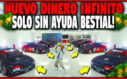 ROCKSTAR  TE DA LA OPORTUNIDAD DE HACER DINERO PARA EL NUEVO DLC! GTA 5 DINERO INFINITO MASIVO!