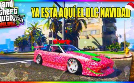 ROCKSTAR YA HA METIDO EL DLC NAVIDAD!