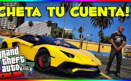 ¡SI ERES POBRE CHETA TU CUENTA DE GTA V ONLINE GRACIAS A ROCKSTAR EN GTA V ONLINE! *BESTIAL*