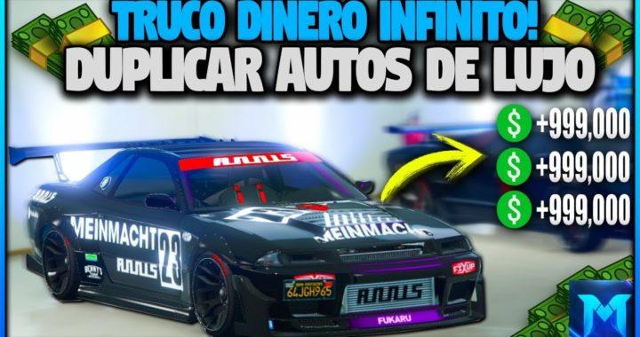 SI HACES ESTE NUEVO TRUCO DE GTA 5 ONLINE SERAS MILLINARIO EN NAVIDAD SOLO SIN AYUDA PS4 XBOX ONE