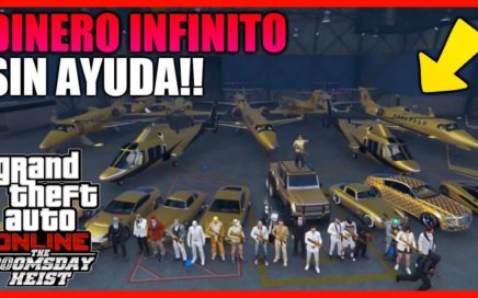 *SIN AYUDA* NUEVO TRUCO DE DINERO INFINITO MUY FÁCIL!! 1.42 [DUPLICAR TU DINERO] | GTA 5 ONLINE