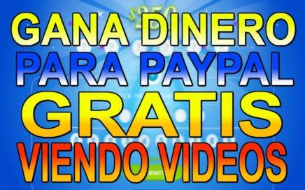 SKYLOM - GANA DINERO VIENDO VIDEOS DE YOUTUBE HASTA $500! NUEVO!!