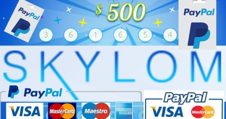 SKYLOM La mejor pagina para ganar dinero por PayPal