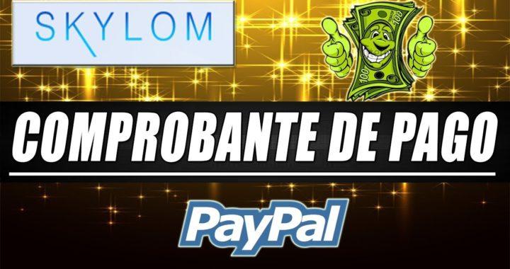 Skylom Paga por Paypal   Sorteos cada Minuto para Ganar Dinero a Paypal   Gokustian