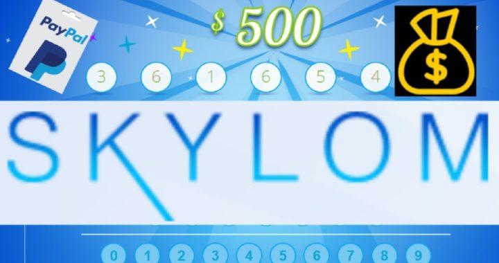 SKYLON Nueva Baymac | Gana Dinero viendo Vídeos - Hasta $$500,00 a Paypal