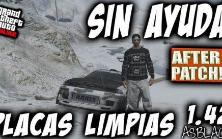 *SOLO* - SIN AYUDA - DUPLICAR COCHES - PLACAS LIMPIAS - GTA 5 - AFTER PATCH - (PS4 - XBOX One)