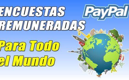 Trabaja desde Casa y Gana Dinero a Paypal con Encuestas Online | Gokustian