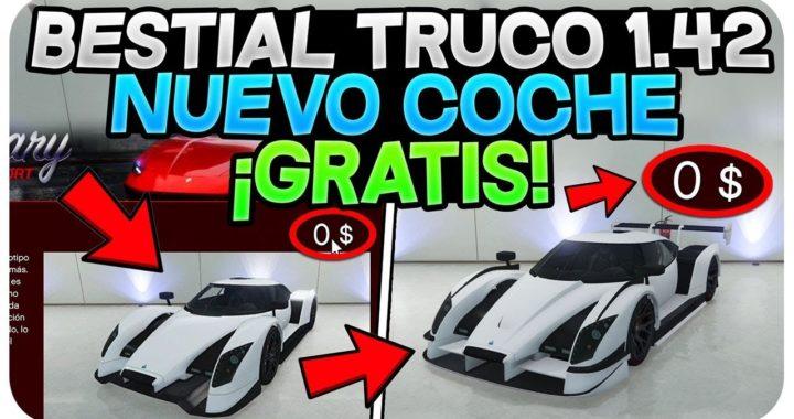 TRUCAZO! NUEVO VEHÍCULO DE LUJO TOTALMENTE GRATIS! *COCHES GRATIS 1.42* AUTARCH GRATIS