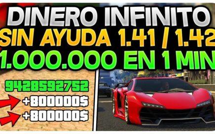 TRUCAZO TENER DINERO INFINITO *SOLO* SIN AYUDA! +800,000$ POR CADA 30 SEGUNDOS!