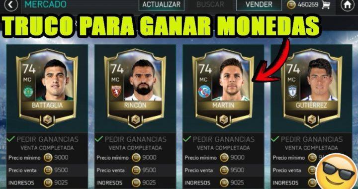 TRUCO PARA GANAR MONEDAS EN FIFA MOBILE 18 | PACK OPENING | Mrojos56