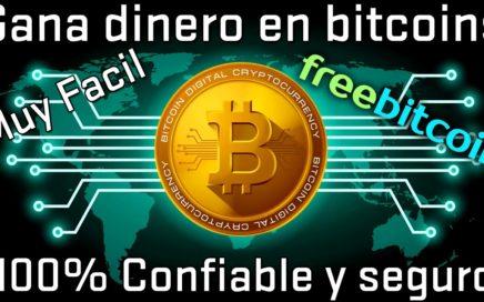 Tutorial: Como Ganar Dinero en Bitcoins Cada Hora Por internet | Muy facil | Pago Instantaneo