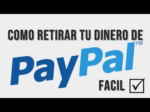 [Tutorial] Como retirar tu dinero de paypal a tu cuenta bancaria