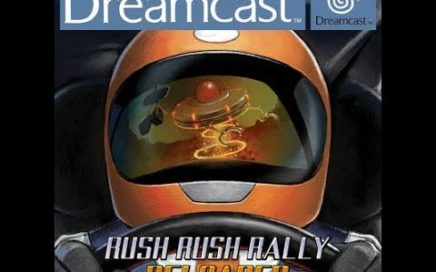 UNBOXING RUSH RUSH RALLY RELOADED + 4X4 JAM @ SEGA DREAMCAST