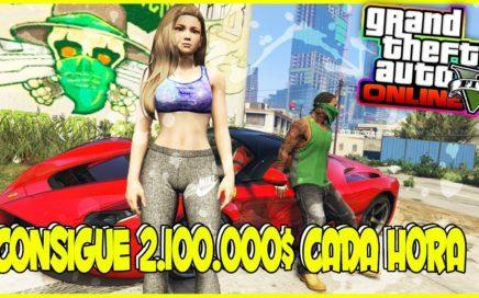 VAS A FLIPAR!! MIRA COMO CONSEGUIR 2.100.000$ CADA HORA SIN SER BANNEADO Y SIN AYUDA!