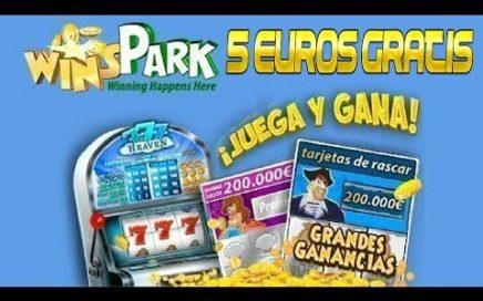 Winspark 5€ Gratis Solo Por Registrarte Derrota La Crisis